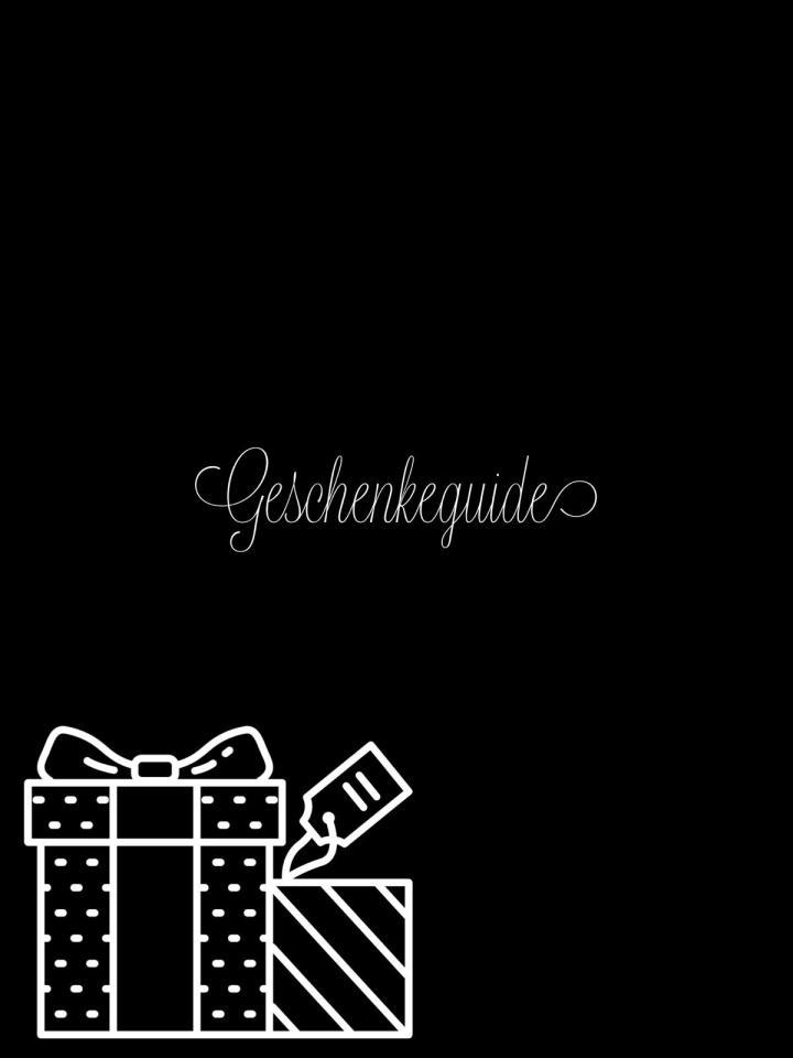 Geschenkeguide – Ideen für das perfekte Weihnachtsgeschenk