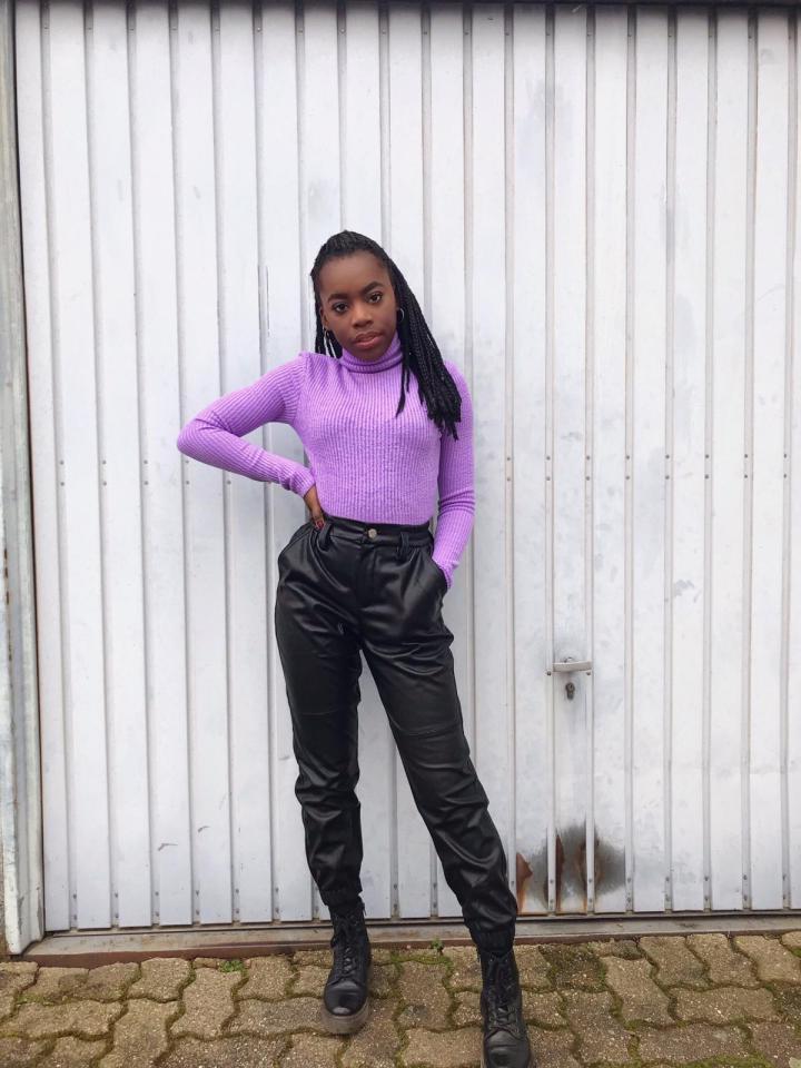 How to wear it … leatherpants